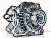 ALTERNATORY ALFA ROMEO 166 - KATALOG